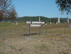 Old Summerour Methodist Church Cemetery