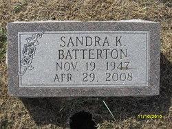 Sandra K. Batterton