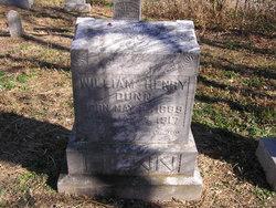 William Henry Dunn