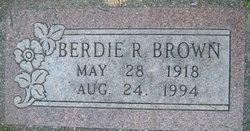 Berdie Rae Brown