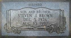 Steven James Brown