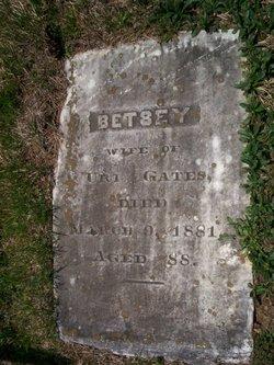 Betsey <I>Gates</I> Gates