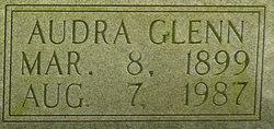 Audra Myrtle <I>Glenn</I> Letherwood