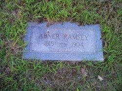 PVT Abner H. Ramsey