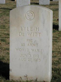 Lyle Homer Dewitt