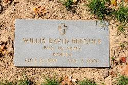 Willis David Beecher