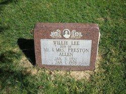 Willie Lee Allen