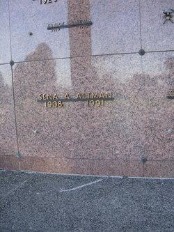 Sena <I>Kulberg</I> Altman