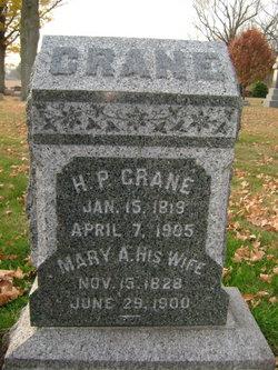 Mary A. <I>Keith</I> Crane