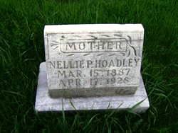 Nellie Pauline <I>Riggen</I> Hoadley