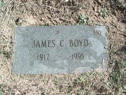 James C Boyd