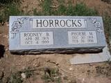 Phoebe M. <I>Hatch</I> Horrocks