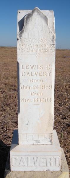 Lewis C. Calvert