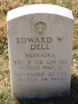 SGT Edward William Dell