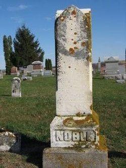 """Eleanor """"Ellen"""" <I>Lemmons</I> Noble"""