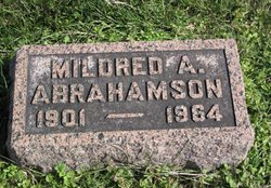 Mildred A. <I>Heimburger</I> Abrahamson