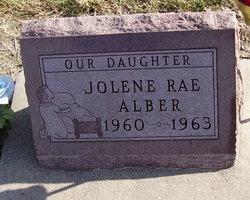 """Jolene Rae """"Joey"""" Alber"""