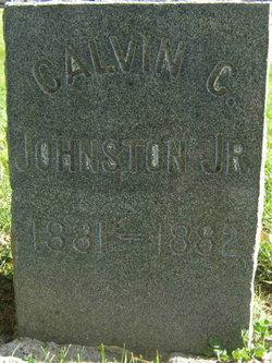 Calvin C. Johnston, Jr