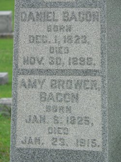 Amy <I>Brewer</I> Bacon