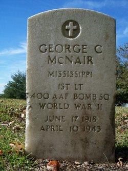 1LT George Carr McNair