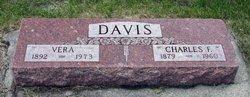 Vera <I>Hill</I> Davis