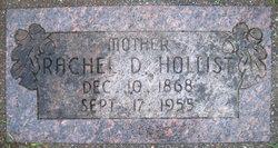 Rachel Drucilla <I>Lovesey</I> Hollist