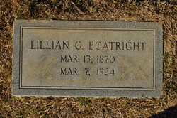 Lillian Cornelia <I>Rogers</I> Boatright