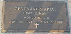 Gertrude <I>Short</I> Adell