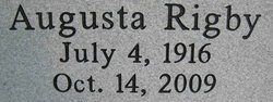Augusta <I>Rigby</I> Perkins