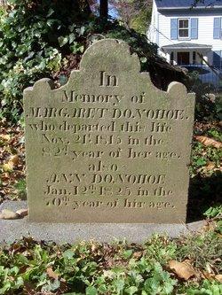 Margaret Mary <I>McDowell</I> Donohoe