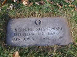 Bernice C. <I>Baldocchi</I> Sosnowski