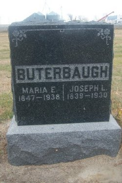 Joseph L Buterbaugh