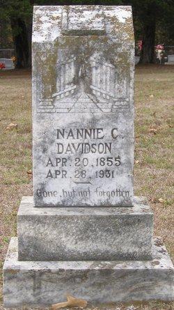 Nannie C. Davidson