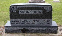 Clara <I>Gulbranson</I> Skogstrom