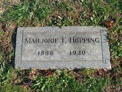 Marjorie F Hopping