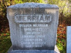 Selden Merriam