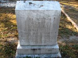 Harriett M <I>Hooper</I> Aly