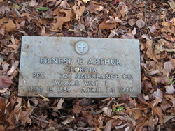 Earnest C. Arthur