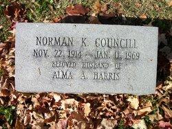Norman K Councill
