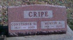 Mervin Aldean Cripe