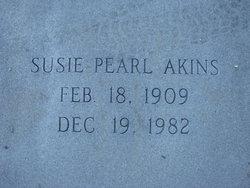 Susie Pearl Akins