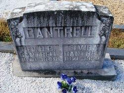 Martha Elvira <I>Garrett</I> Cantrell