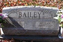 Beulah <I>Lynch</I> Bailey