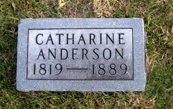 Catharine Anderson