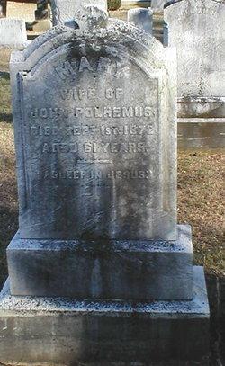 Mary <I>Bennett</I> Polhemus
