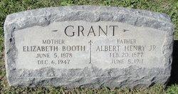 Elizabeth <I>Booth</I> Grant