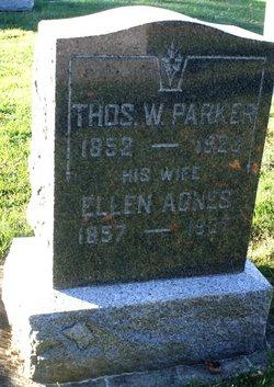 "Ellen Agnes ""Aggie"" <I>Sullivan</I> Parker"