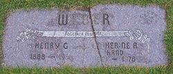 Henry Gabriel Weber