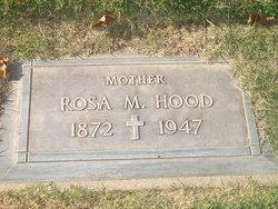 """Rosanna Mabel """"Rosa"""" <I>Robison</I> Hood"""