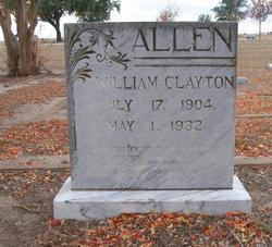 William Clayton Allen